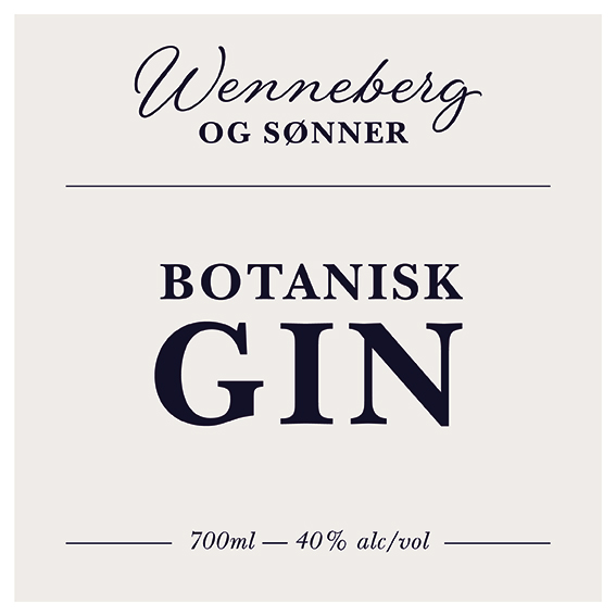 Botanisk gin_Signe Wenneberg